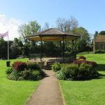 Oakham Cutts Close Park Bandstand