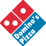 Oakham Domino's Pizza Logo